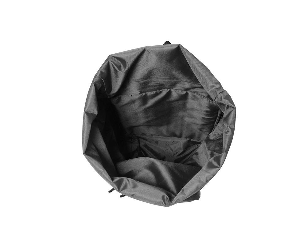 トラベルバックパック ブラック
