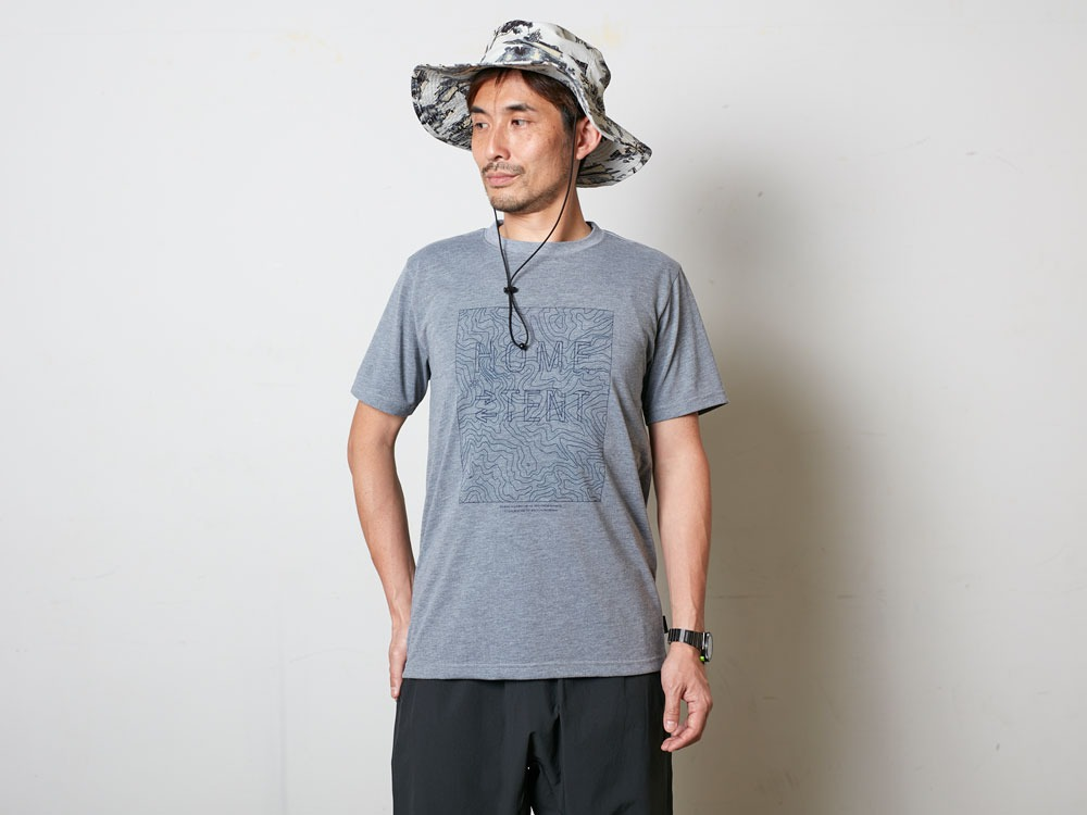 QuickDryTshirt/Contour XL M.grey7