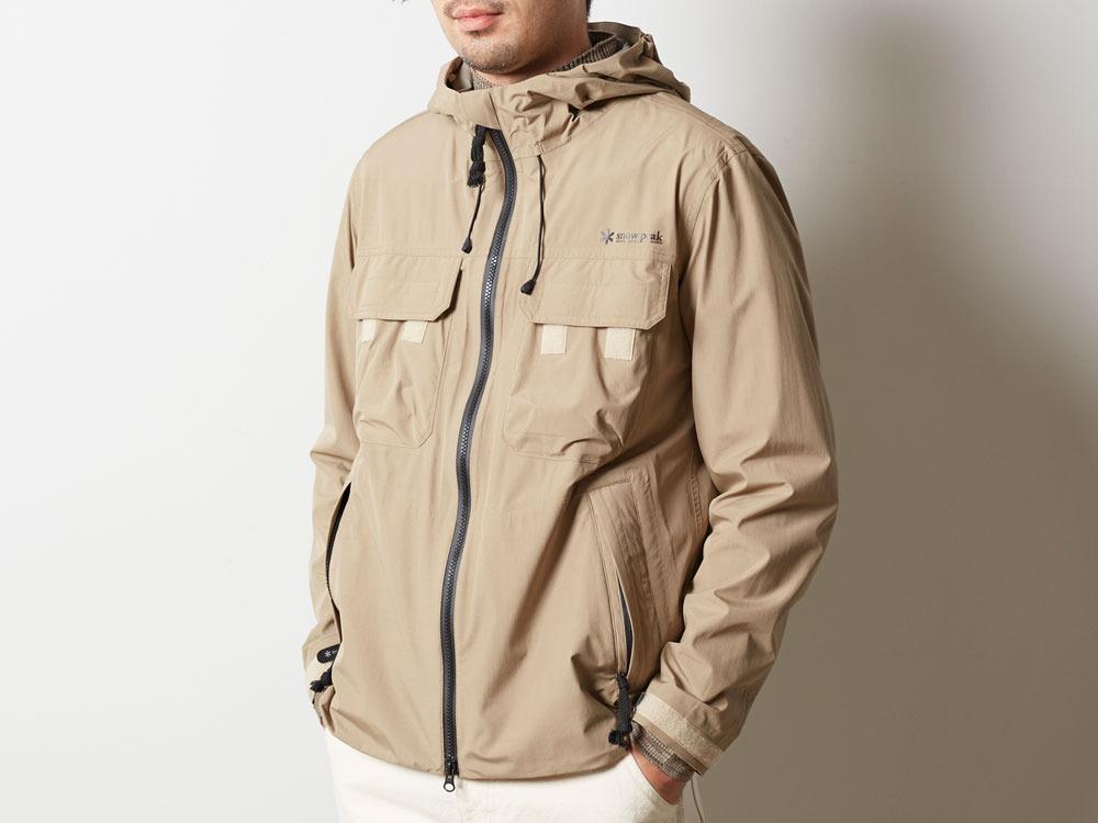 Wind&Water Resistant Jacket 2 Olive4