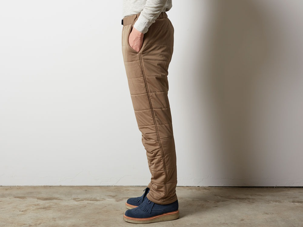 Flexible Insulated Pants 1 Brown3
