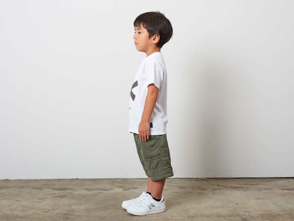 Kid'sQuickDryTshirt/RainCamo 2 White2