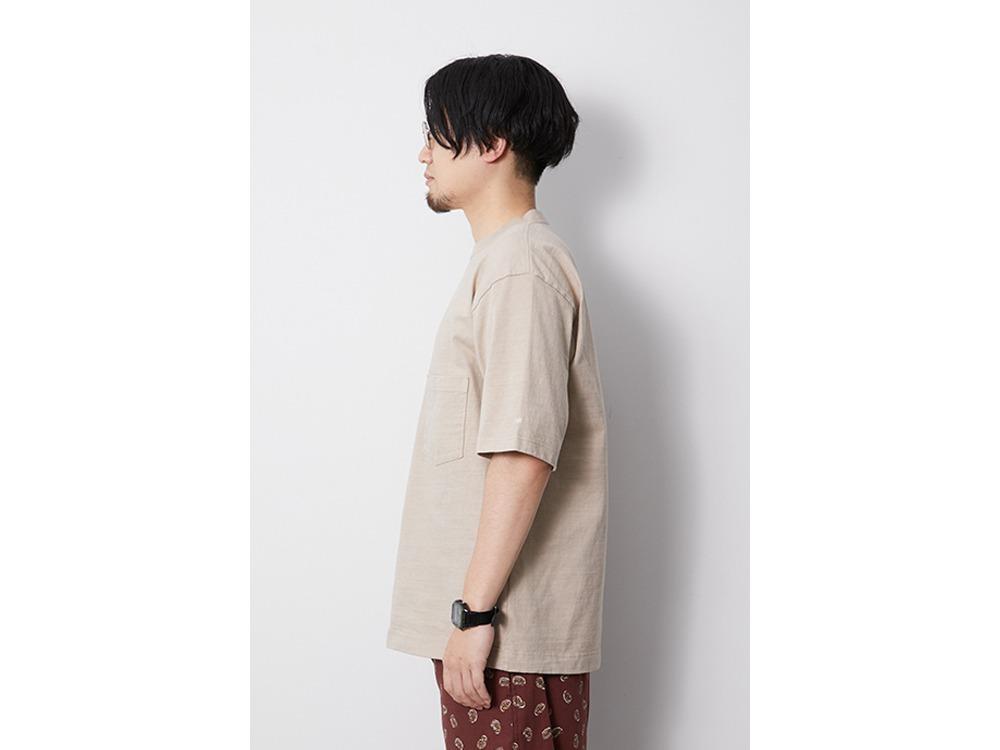 Heavy Cotton Tshirt 1 Beige