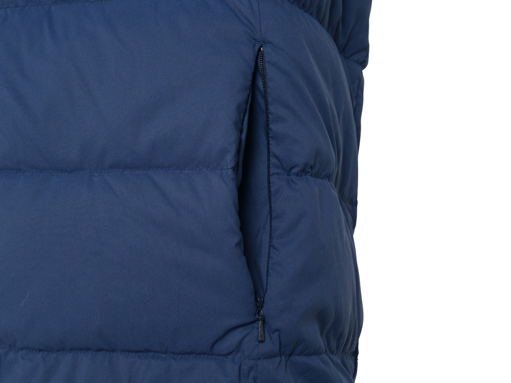 Pillow Down Hoodie XS Blue5