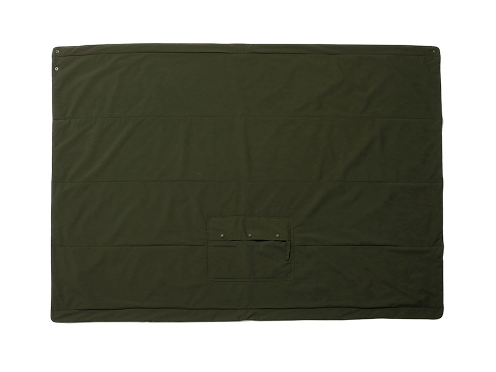 2L Octa Blanket One Mossgreen