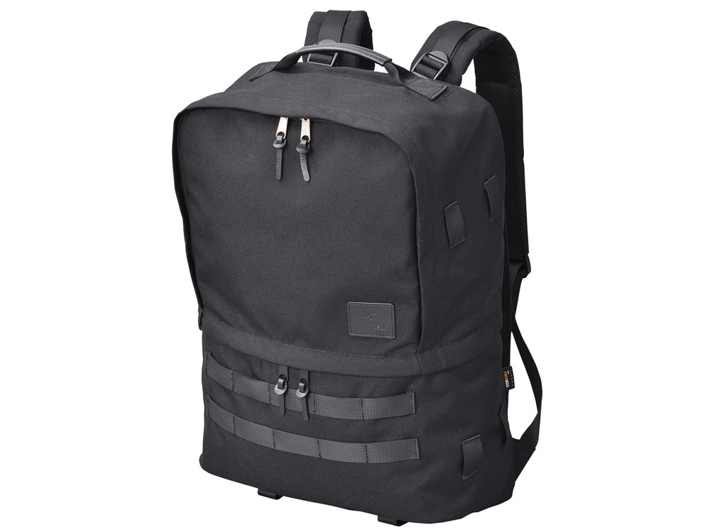 Day Camp System Backpack Black0