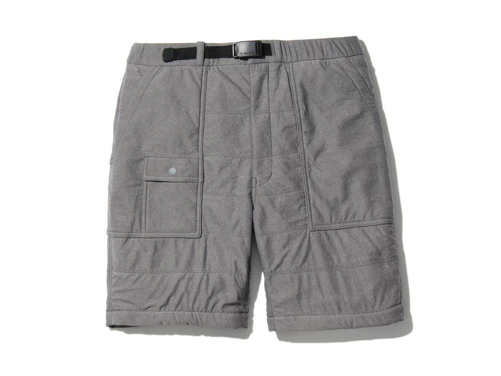 FlexibleInsulatedShorts 2 M.Grey0