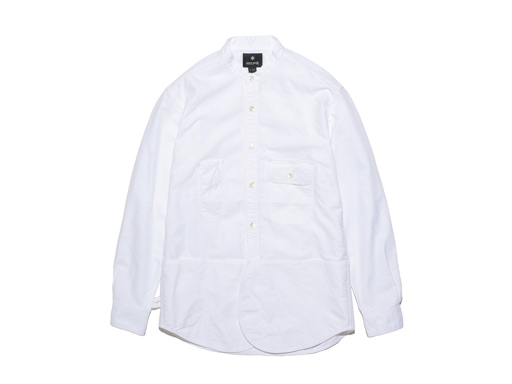 Field Utility Shirt M White0
