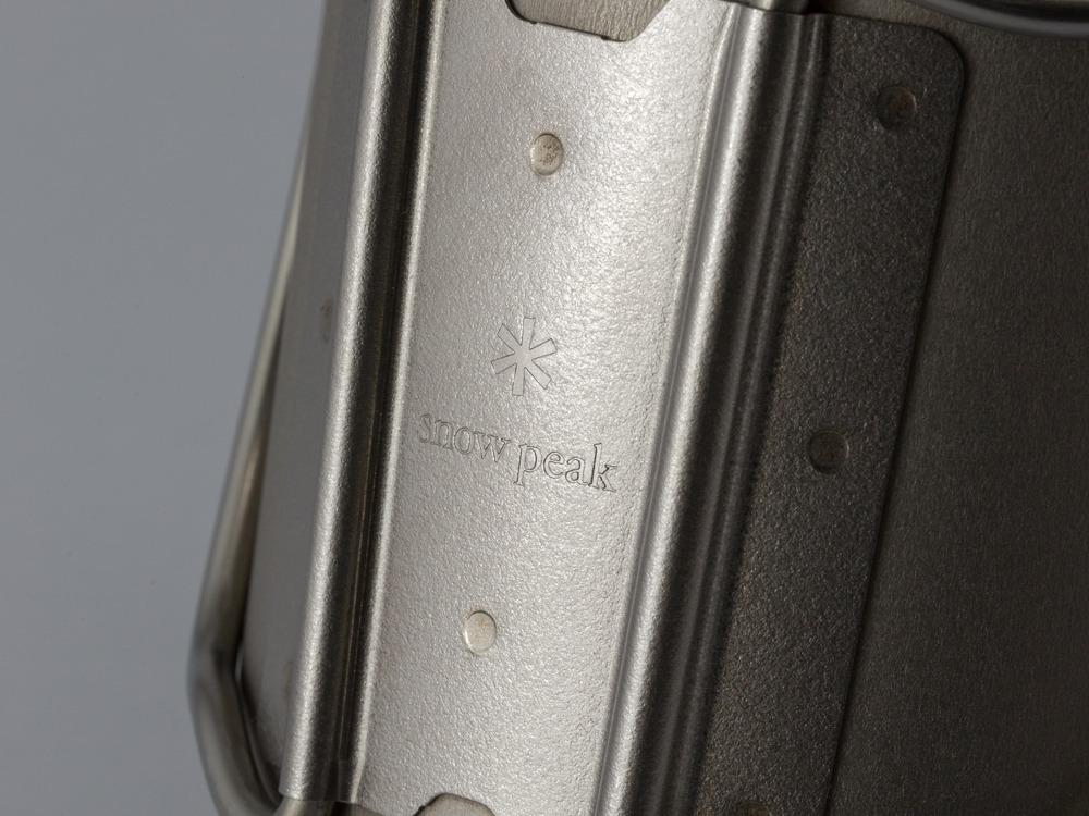 Titanium Single Cup 6003