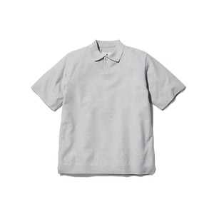 Co/Pe Dry Polo Shirt M Lightgrey