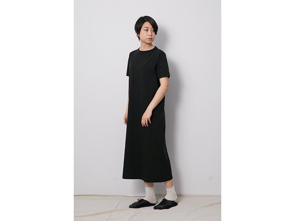 Heavy Cotton Dress 1 Black