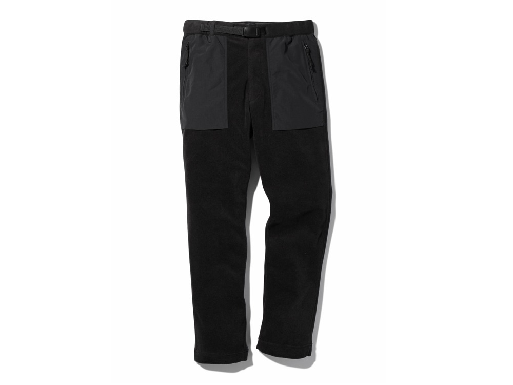 R/Pe Fleece Pants1Black