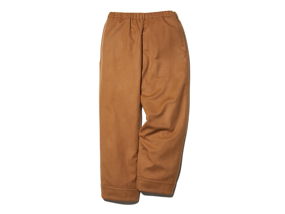 Royal alpaca Pyjamas Pants L Camel
