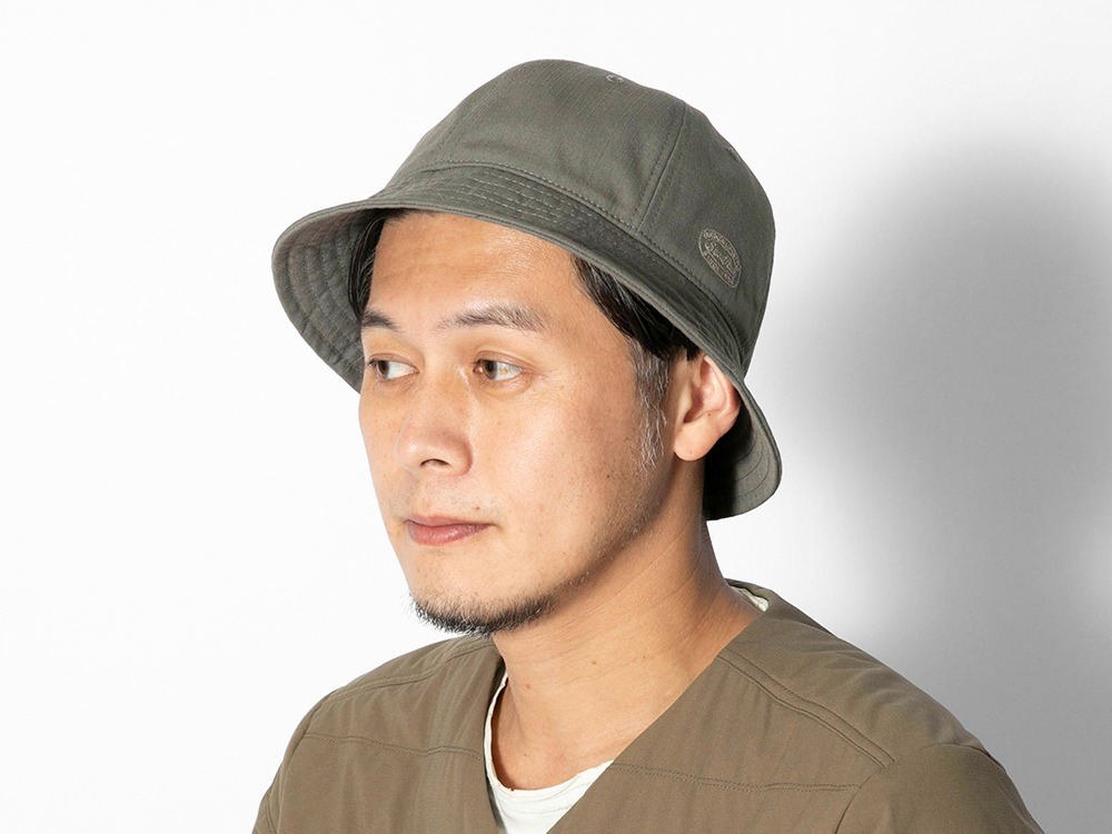 TAKIBI Bucket Hat One Olive