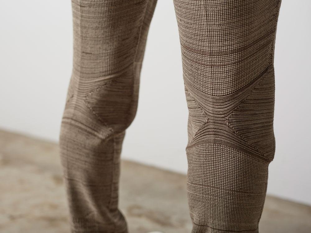 WG Stretch Knit Pant #3 L Grey8