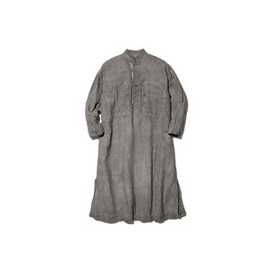 Hand-woven Cotton Dress 2 SUMI