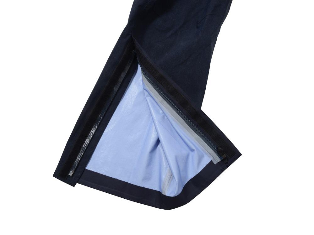 Indigo C/N 3L Rain Pants 2 Indigo1