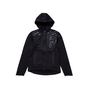 ストレッチフリースジャケット 1 ブラック