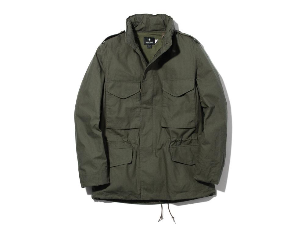 Military Jacket1Olive