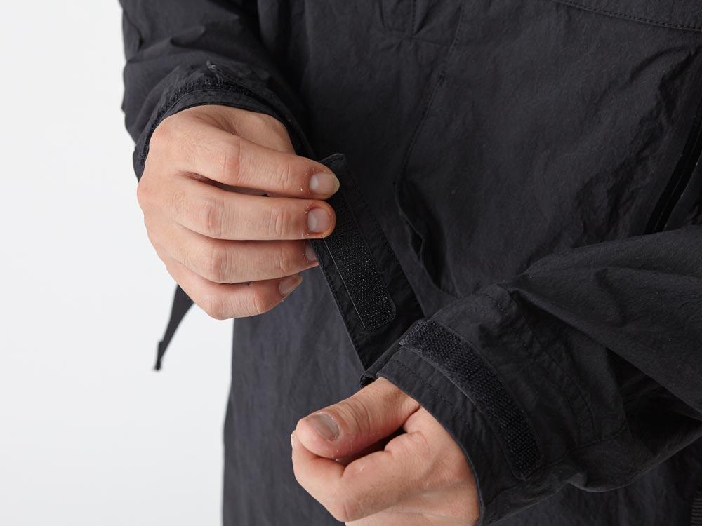 Indigo C/N Anorak Pullover 1 Black5