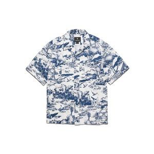 キャンプアロハシャツ