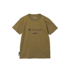 SP×TONEDTROUT Logo Tshirt