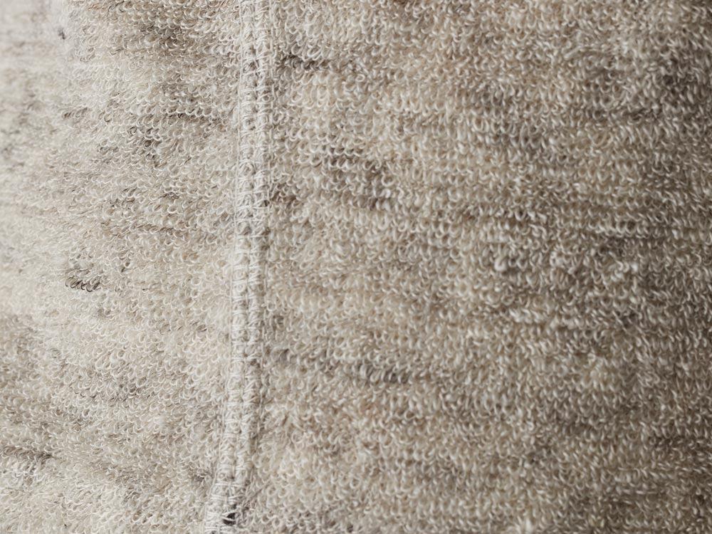 Linen Pile Tshirt L Grey6