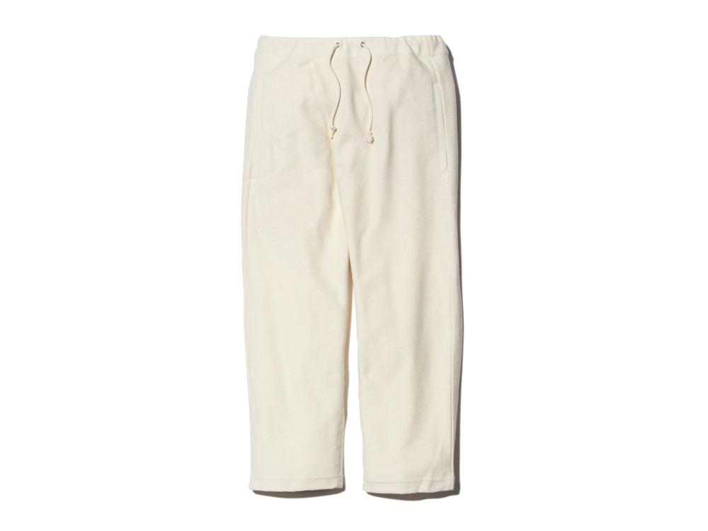 CottonLinenStripedPants 1 Ecru0