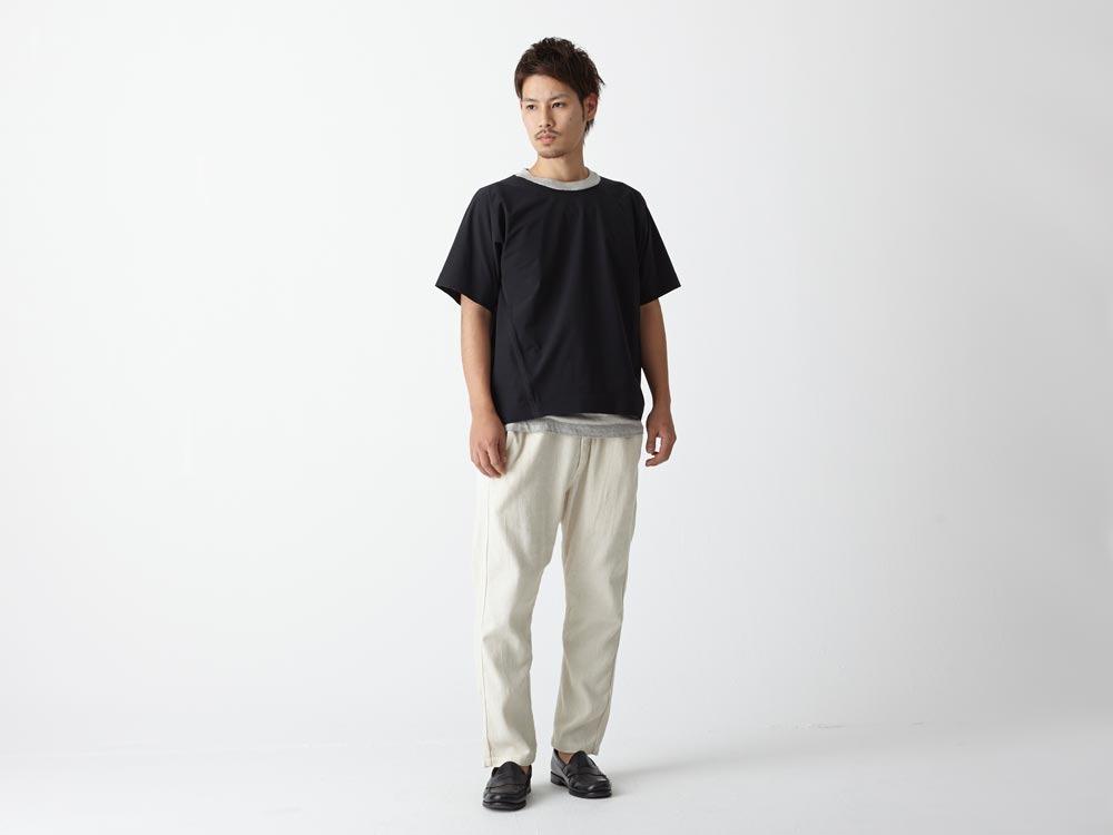 Dry&Stretch Tshirt M Navy1