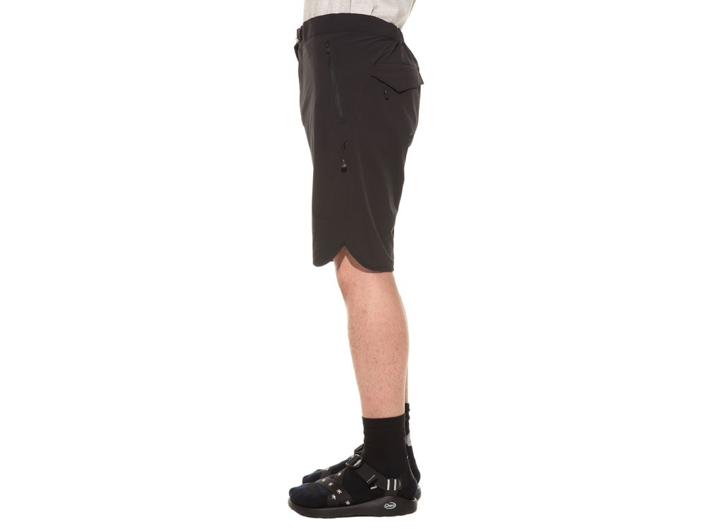 DWR Comfort Shorts S Black3