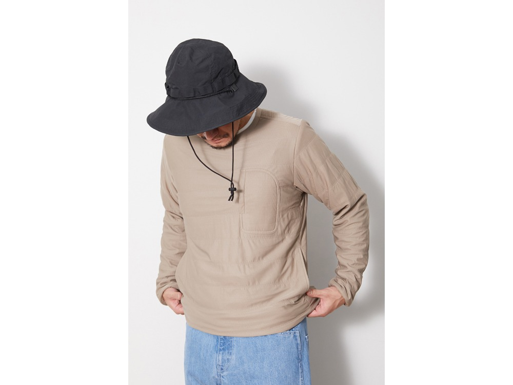 Flexible Insulated Pullover S OL