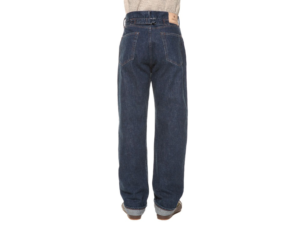 Selvage  Denim Pants Regular Fit28 Stone Wash4