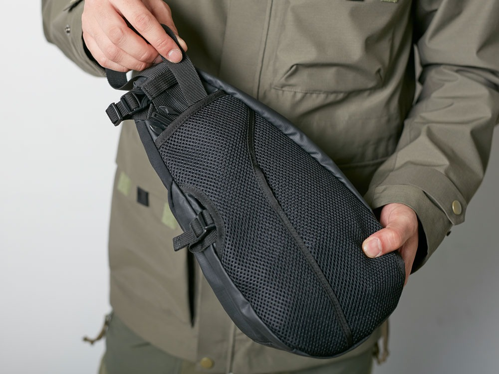 Side Attack Bagone Grey5