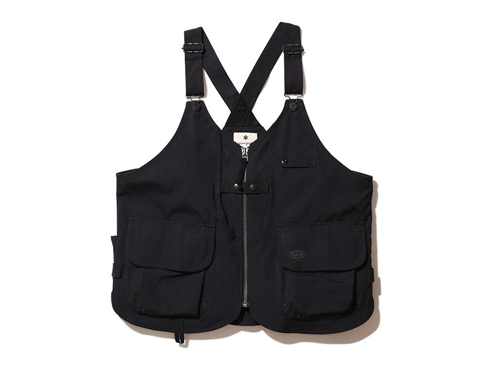 TAKIBI Vest M Black