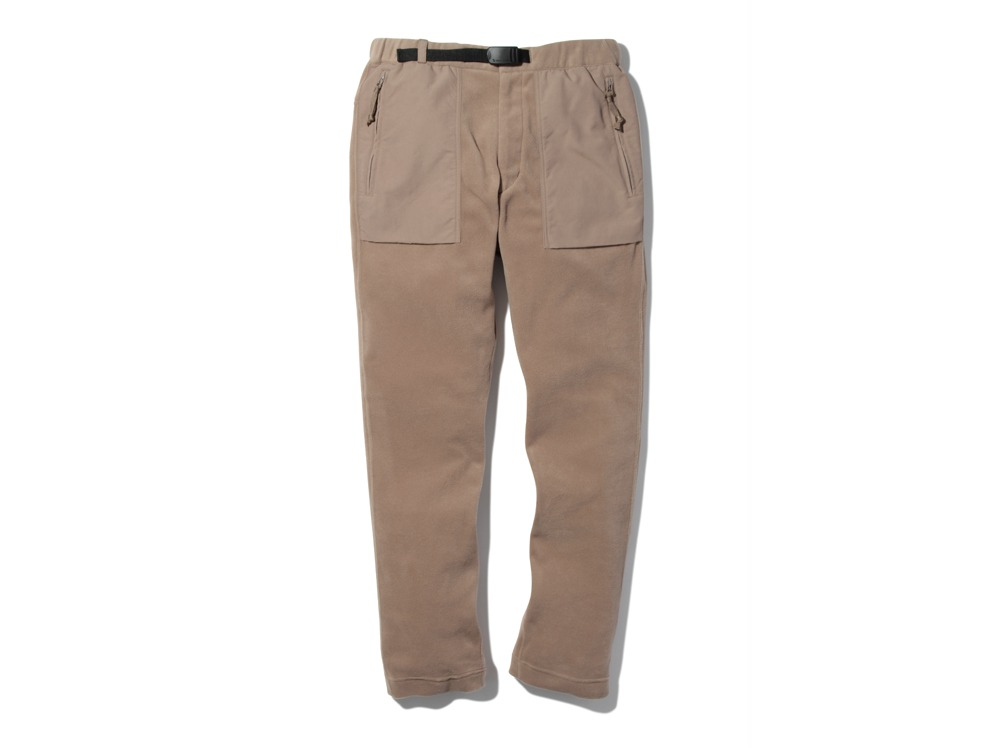 R/Pe Fleece Pants1Brown