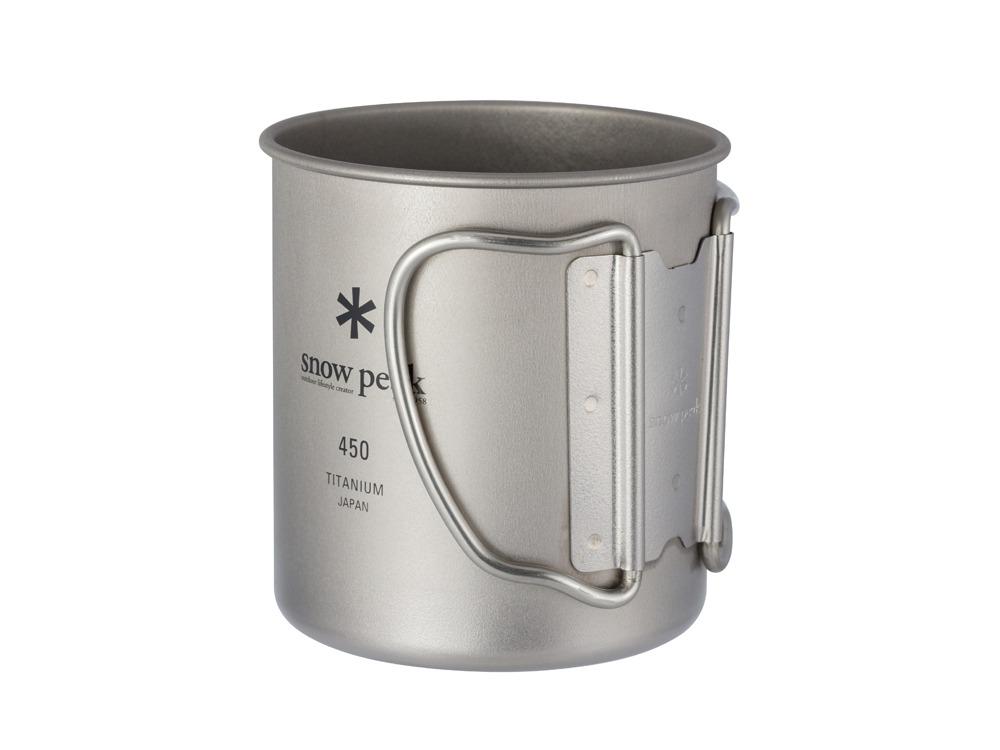 Titanium Single Cup 6001