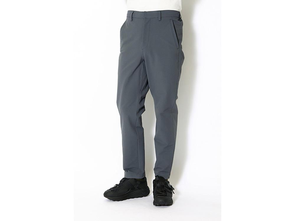 Nylon Power Wool Pants M Brown