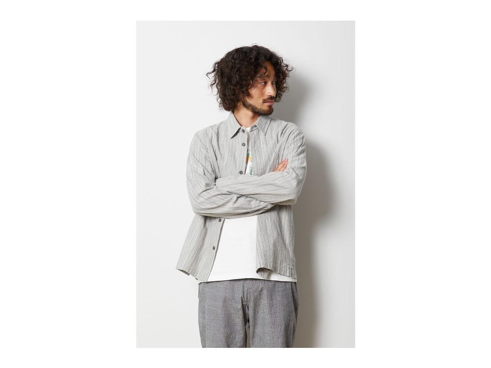 シジラ シャツ XL Ecru