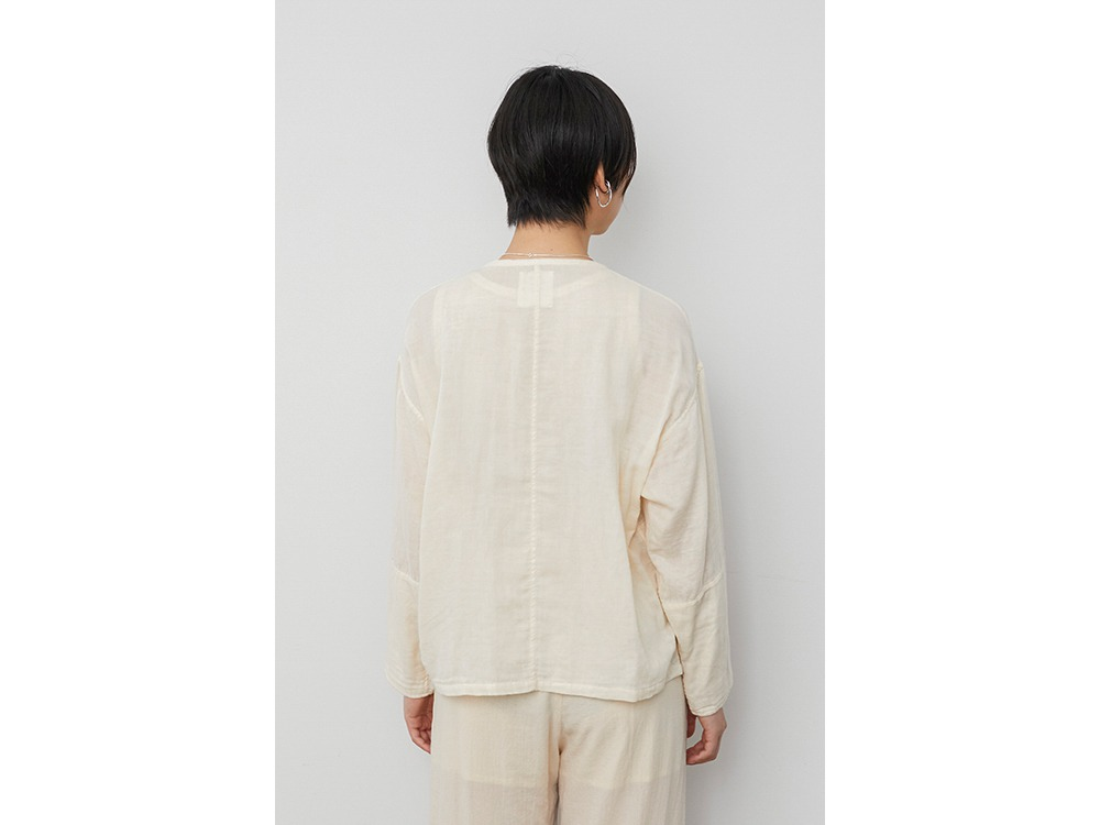 OG Double Gauze China Jacket 2 KUSAKI