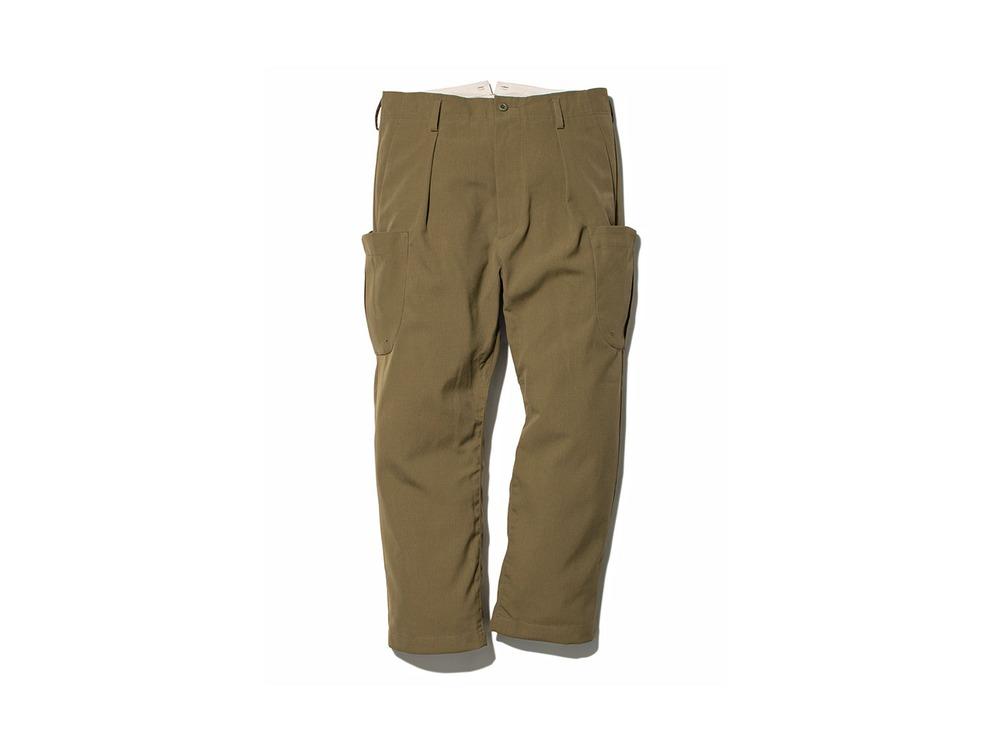 TAKIBI Pants XL Olive
