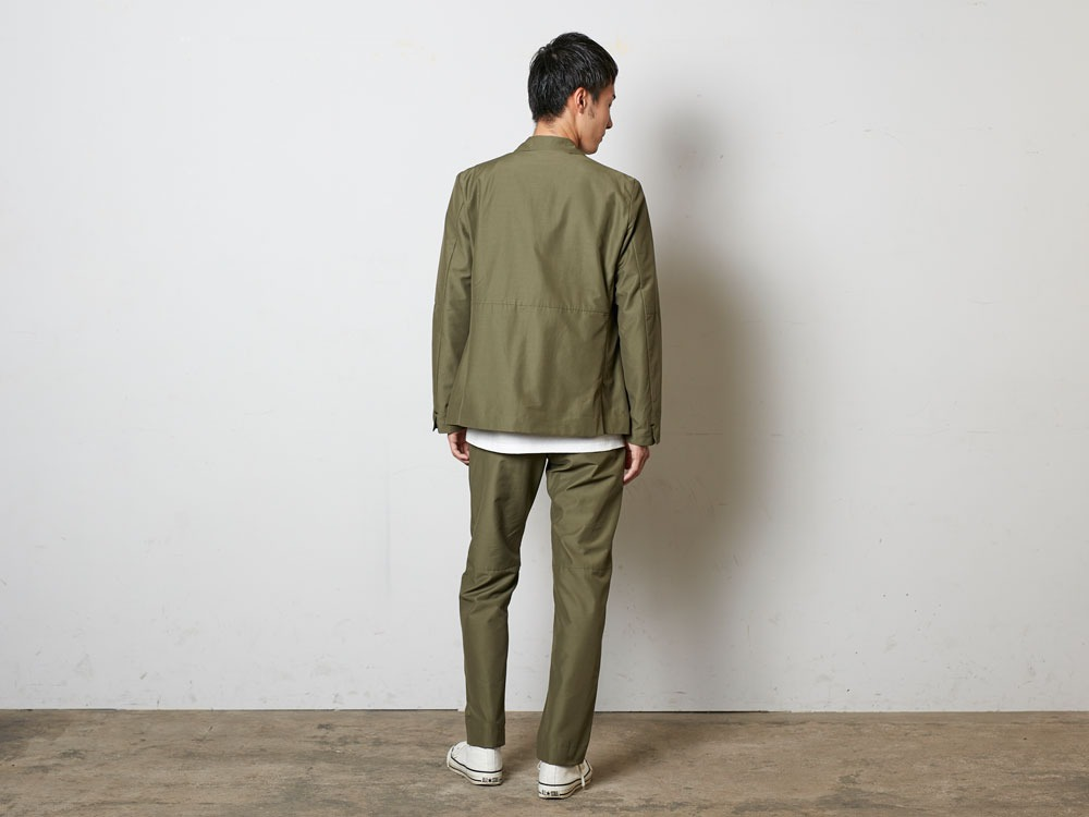 FRJacket  S Olive3