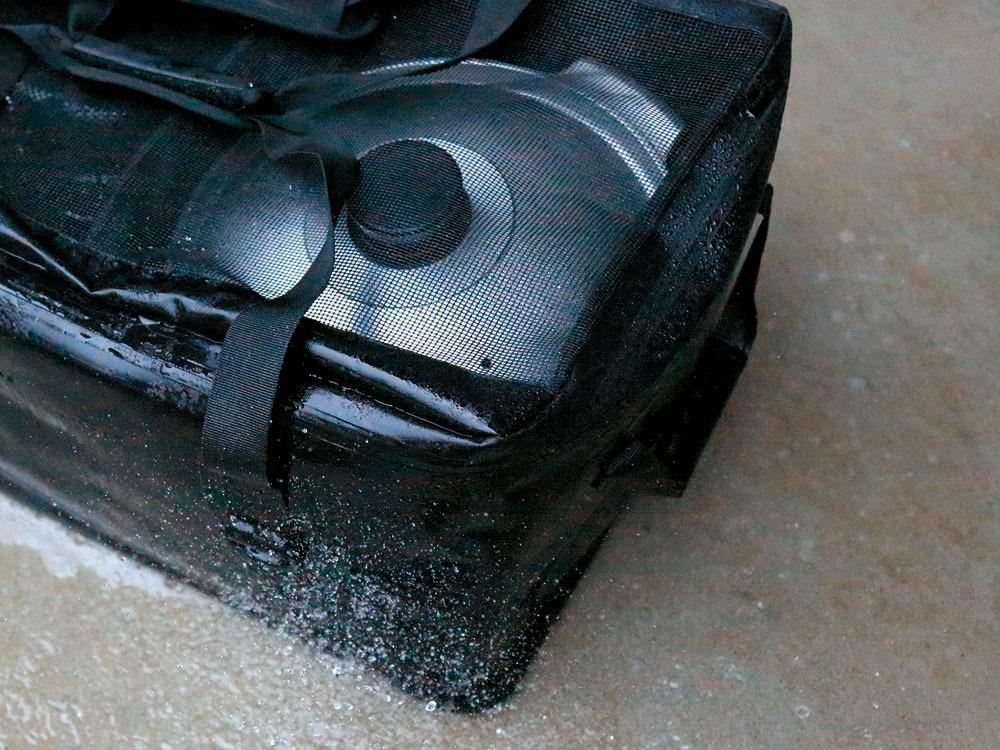 Waterproof Gear Box 2unit1