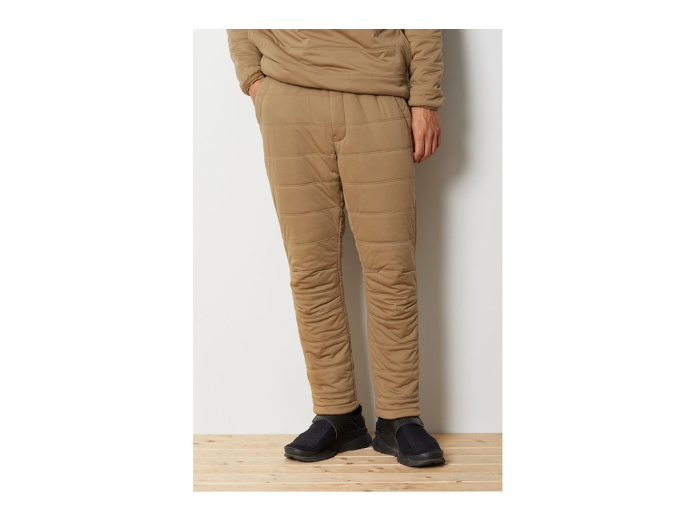 Flexible Insulated Pants M Brown