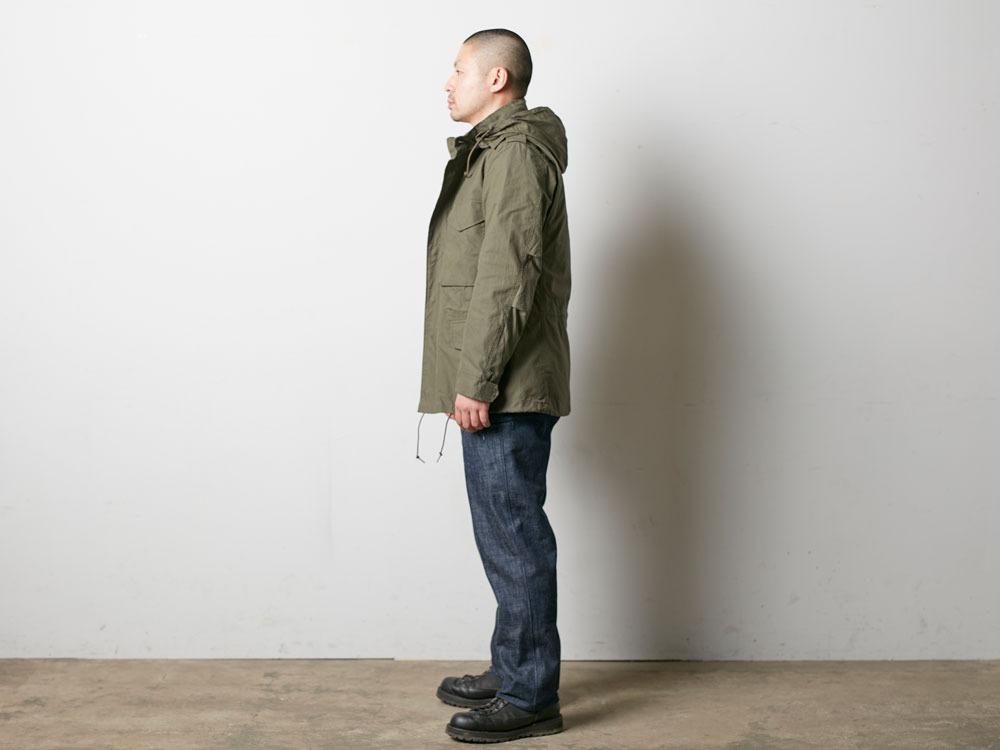 Military Jacket 1 Olive2