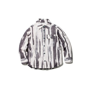 Kids Printed Flexible Insulated Shirt