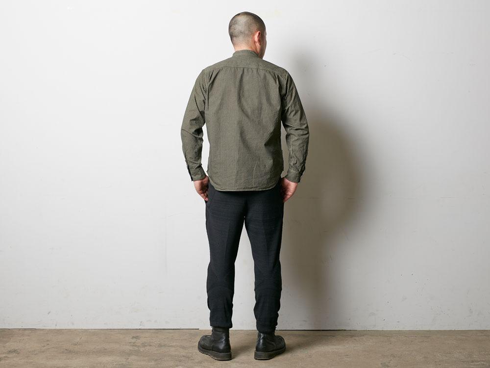 Organic Rip Stop Shirt S Ecru4