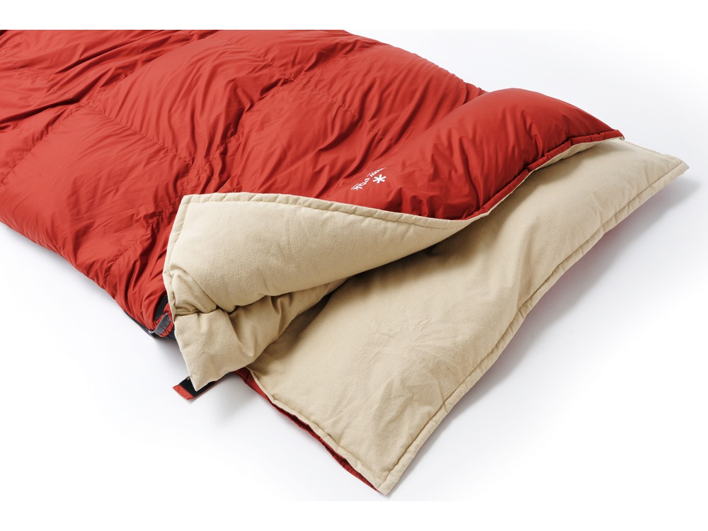 Separate Sleeping Bag Ofuton 1400. Wide4