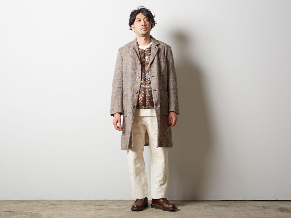 W/L Coat XXL Grey1