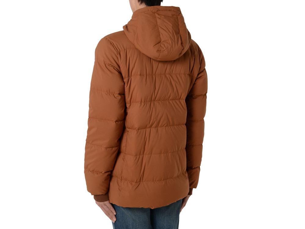 Pillow Down Hoodie S Orange3