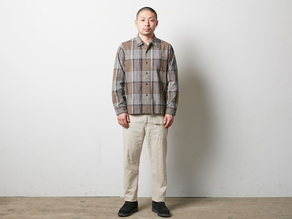KASURI Shirt 2 Black1