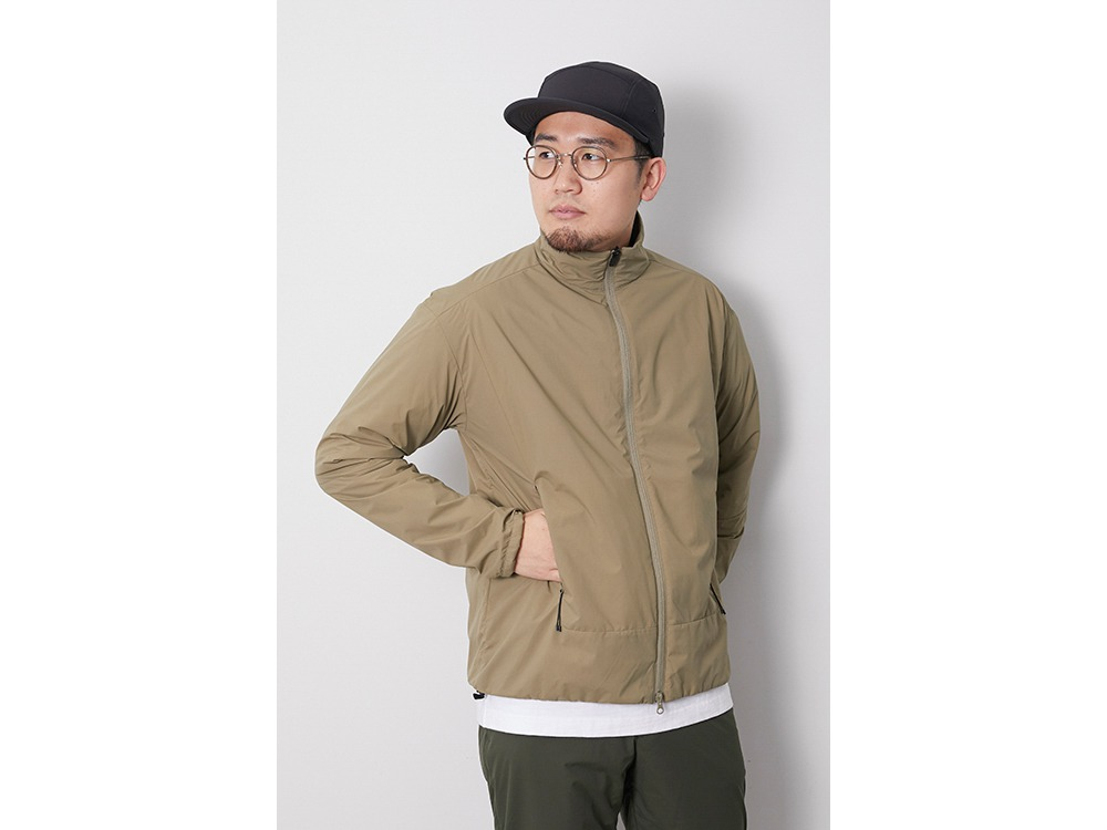 2L Octa Jacket 1 MossGreen